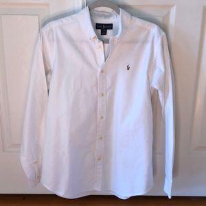 Ralph Lauren long sleeve button down